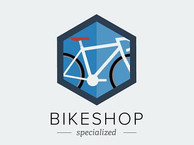 Logo Bikeshop Specialized bikeshop logo