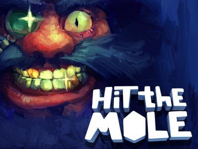 Logo hit the mole