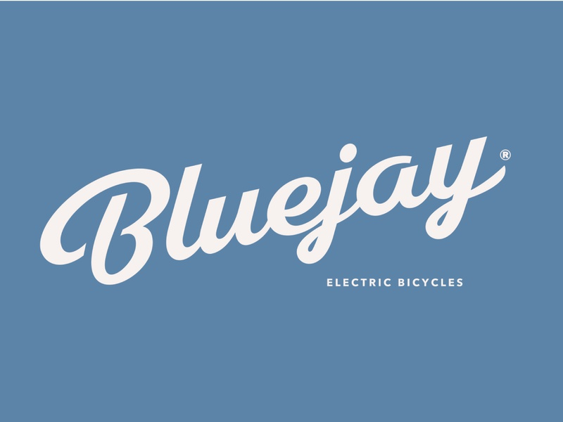 Bluejay Electric Bicycles Logo