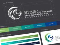 SAA Logo design