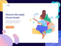 Magic Wand - Header illustration  Exploration