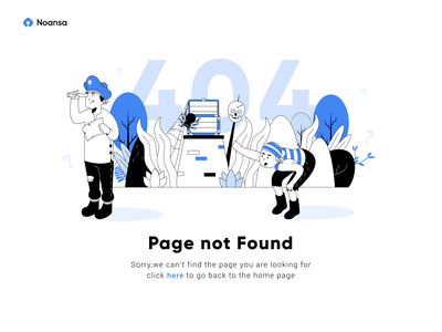 404 illustration treasure jungle expedition exploration pirate lineart line art blue 404 error eror 404 page 404 lost flat illustration character design website character design vector illustration