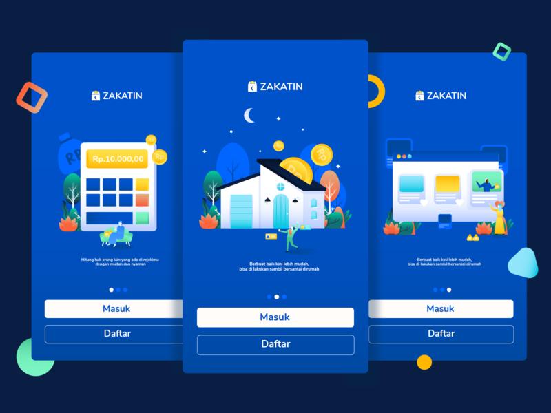Zakatin - Zakat App