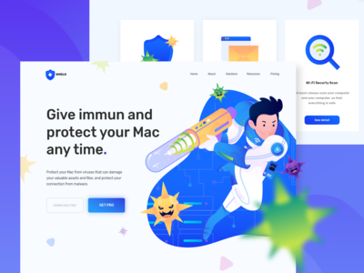 SHIELD - Mac Security