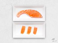 Salmon 🍣