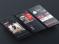 Adidas - App Design