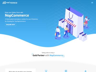 Nop-Commerce Website