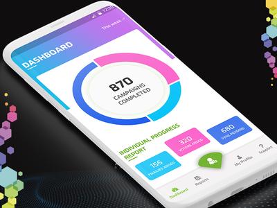 Survey App Dashboard