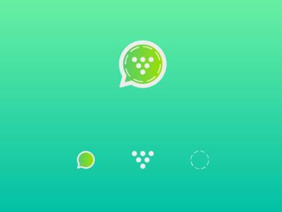 Whatsapp Status Downloader App Icon