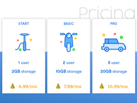 💰 Pricing Page Challenge