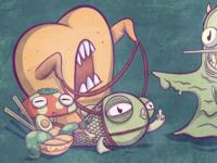 Food Fight 2