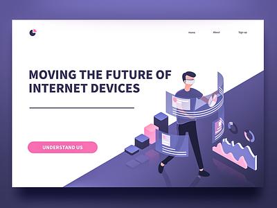 Imagine the future of mobile devices/2 mobile  web devices phones future visualization data men