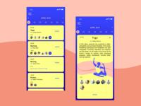 Studio App UI