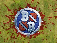 Blood Bowl Fantasy Football - Board Game