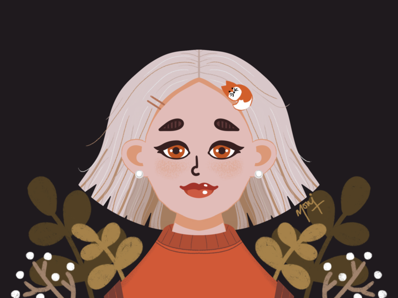 Draw this in your style | Cusstardy 100dayproject 100days 100daysofsketching art challenge drawing illustrator artist character design girl illustration redraw art artchallenge sketchbook dtiys wacom autodesksketchbook drawthisinyourstyle illustration character characterdesign