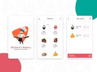 Bakery Online Shop