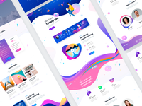 Webe Creative Agency Web Page