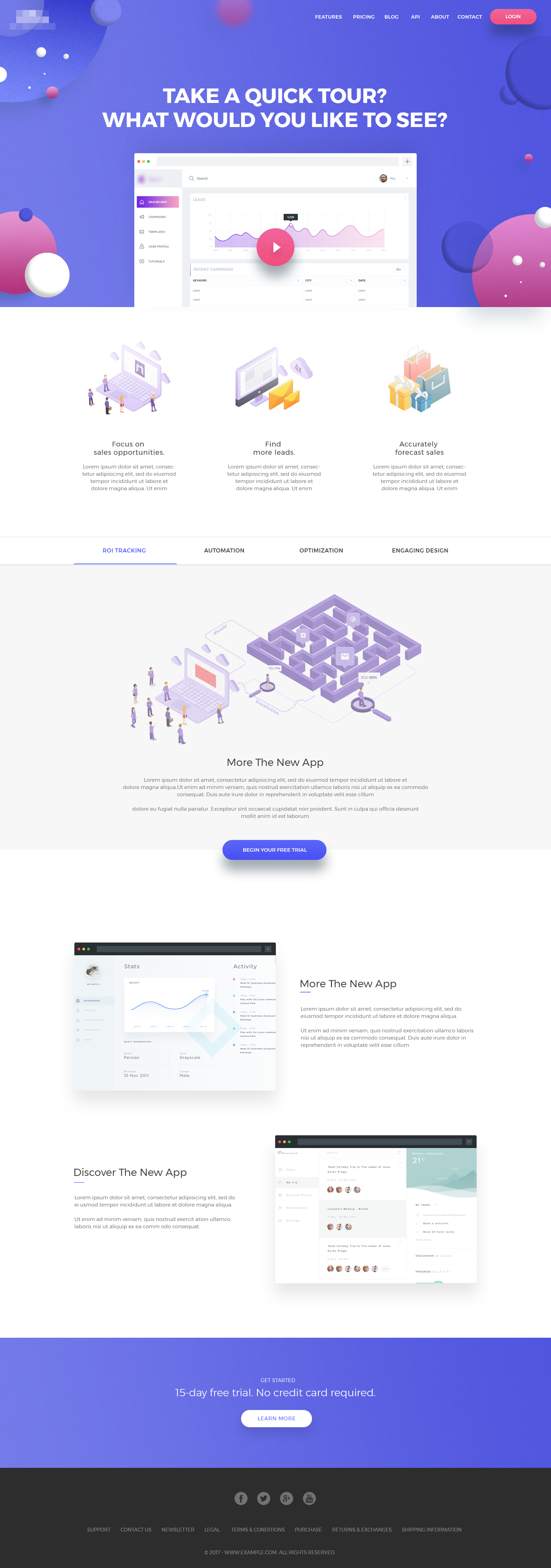 Dribbble – marketing_landing_page.png by Rono