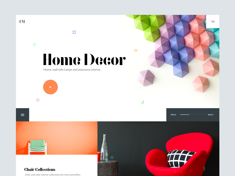 Home Decor Version 4 By Rono Dribbble Dribbble