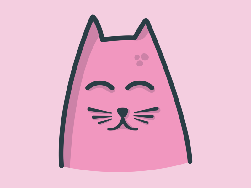 Samy branding vector logo illustration design characer animal