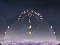 Logo for Lunar Nights