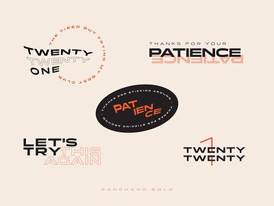 Let's Try This Again 👋🏽 branding graphic design logo illustrator typography mark