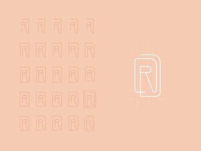 Personal Branding — Monogram Concept