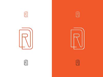 Personal Brand — Monogram Concept Cont'd illustrator illustration monogram mark branding logo design brand logo graphic designer designer graphic design design