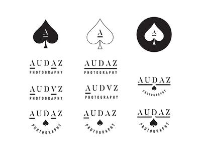 Audaz Photography — Logo/Watermark Concept