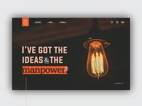 Personal Branding — Portfolio Re-Design