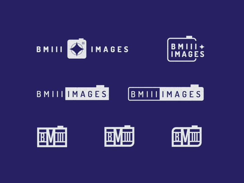 BMIII Images – Concepts logo monogram branding illustrator logo design mark graphic design design