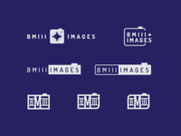 BMIII Images – Concepts logo monogram branding illustrator logo design mark graphic design design