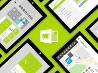 Microsoft Unify - University App Concept