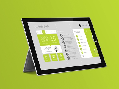Microsoft Unify on Surface