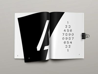 Fraktura Sans type specimen grotesk fraktura sans typography type typeface font design font