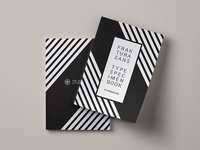 Fraktura Sans Type Specimen Book