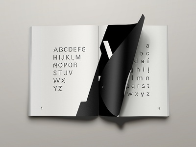 Fraktura Sans font grotesk letters type design type specimen fraktura sans typeface typography type