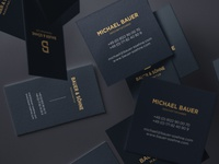 Bauer & Söhne | Business Cards
