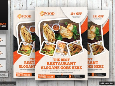 Restaurant Flyer Template pizza flyer pizza menu flyer menu lunch flyer free flyer food poster fast food flyer fast food dinner flyer cake cafe burger flyer burger breakfast flyer bread brakfast bbq flyer bakery flyer ads