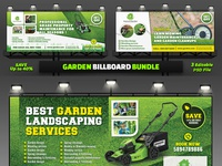 Garden Billboard Bundle