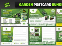 Garden Postcard Bundle