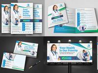 Medical Health Care Advertising Bundle