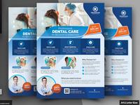 Dental Flyer Template