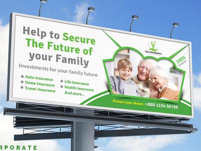 Insurance Business Billboard