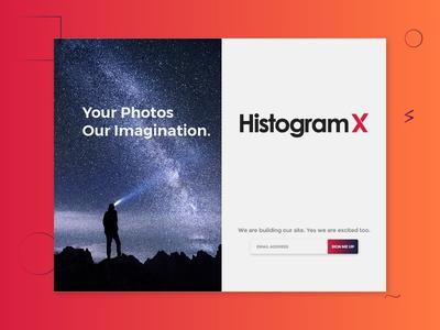 Histogramx