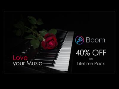 Boom valentines offer