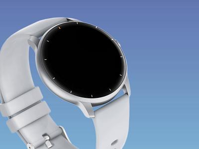 Wearable UX- Watchfaces web ux mobile ux branding material design ui wearable tech watchface uxdesign web design dashboard ui dashboard app f1studioz