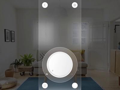 AI-powered Smart lights smart home app functionality ux design ui design smart design smart lightning solutions ui screen screen smart home smarthome ai powered ai smart light smart lights