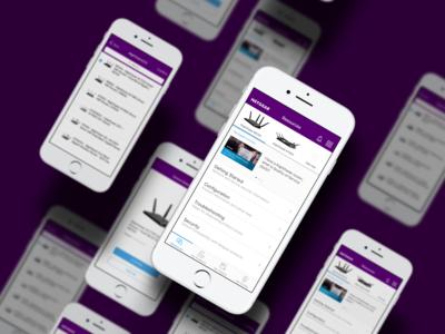 Netgear Support Mobile App