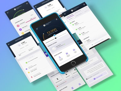 Fintech mobile solutions